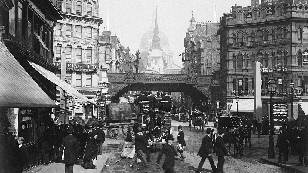 London During the Industrial Revolution