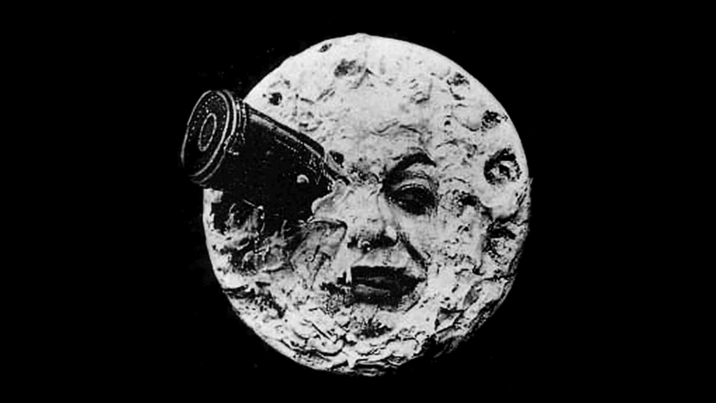 A Trip to the Moon - 1902 French Film