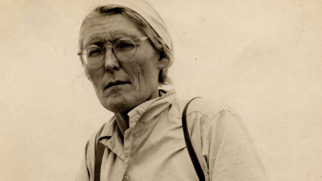 Maria Raiche, a.k.a. the Lady of the Lines, a mathematician and archeologist who studied the Nasca lines for over 40 years
