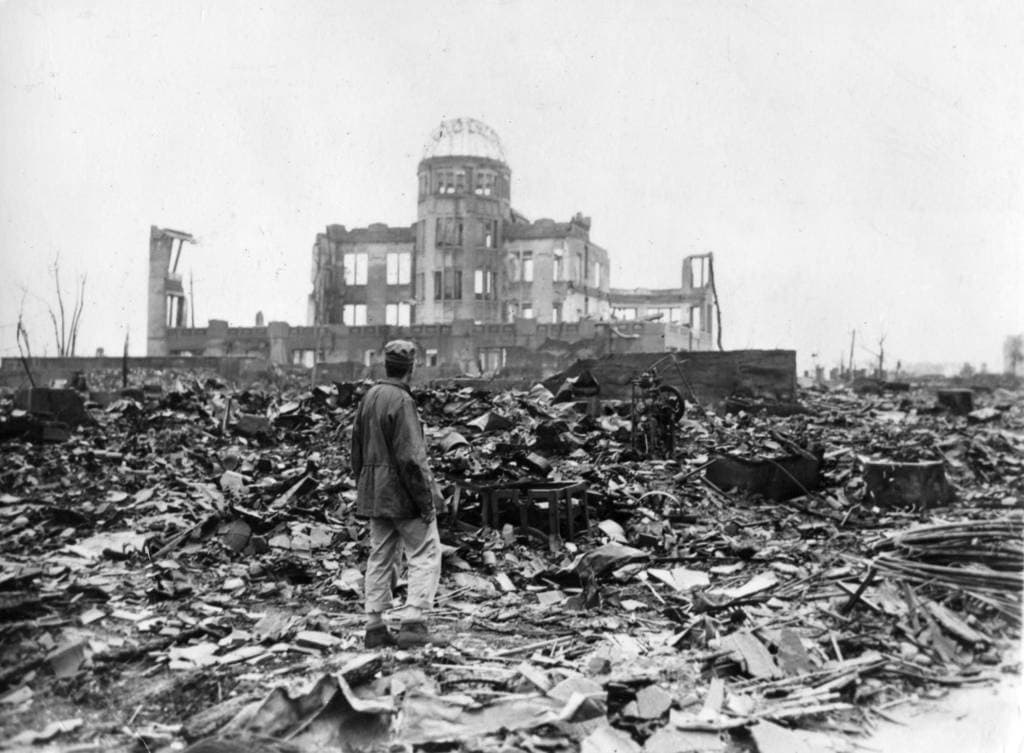 Utter Destruction of Hiroshima